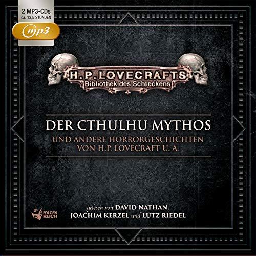 Der Cthulhu Mythos und andere Horrorgeschichten - Box 1 - 1 Hp Audio