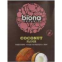 Biona 500g De Harina De Coco Orgánico (Paquete de 6)