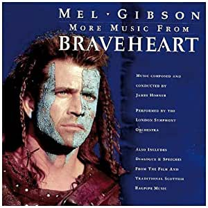 More Music From Braveheart (1995 Film) Soundtrack Edition (1997) Audio CD