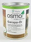 OSMO Garapa-Öl 013 naturgetönt 0,75 Liter