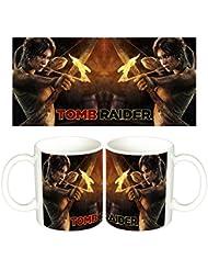 Tomb Raider Lara Croft J Tasse Mug