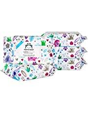 Amazon Brand - Mama Bear Cleansing Baby Wet Wipes - 72 wipes/pack (Pack of 5)