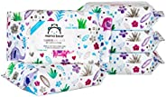 Amazon Brand - Mama Bear Wet Wipes (Pack of 5, 72 Sheets per Pack)