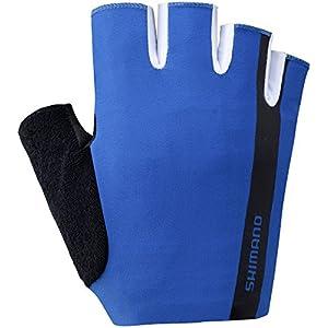 SHIMANO Value Gloves Unisex Blue 2019 Fahrradhandschuhe