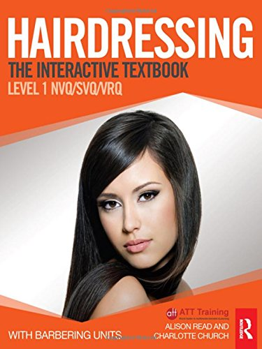 Hairdressing: Level 1: The Interactive Textbook -