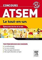Le tout-en-un concours ATSEM