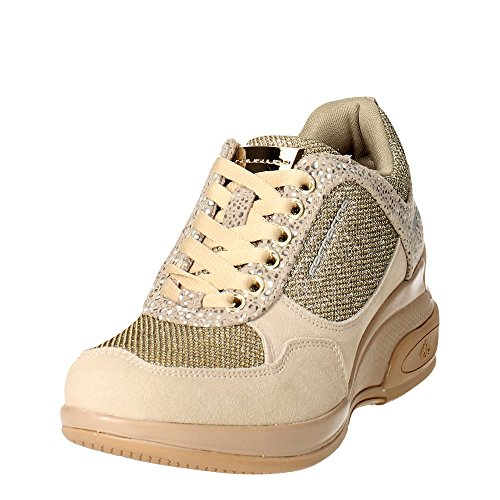 Fornarina PEFDY7615WKA8600 Sneakers Donna Beige