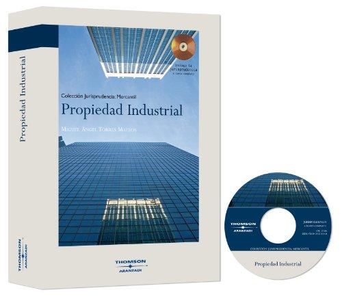 Propiedad Industrial: Incluye CD (Monografía con Jurisprudencia)