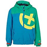 Chiemsee Kinder Dieter J Ki Snowjacket Boys, Methyl Blue, 164