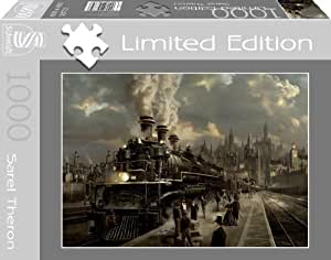 Schmidt Jigsaw Puzzle Limited Edition Locomotive by Sarel Theron (1000 Pieces)