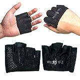 Nano Hertz Gewichtheben Crossfit Workout Fitness Handschuhe | Schwielen-Schutz Fitnessstudio...