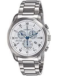 Citizen Analog White Dial Men's Watch - BL5540-53A