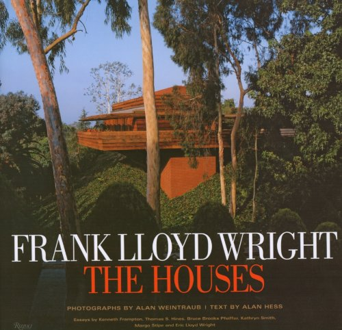 Frank Lloyd Wright: The Houses