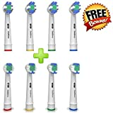 OralShine Replacement Toothbrush Heads f...