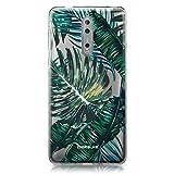 CASEiLIKE Nokia 8 case, Tropical Palm Tree 2238 Pattern TPU