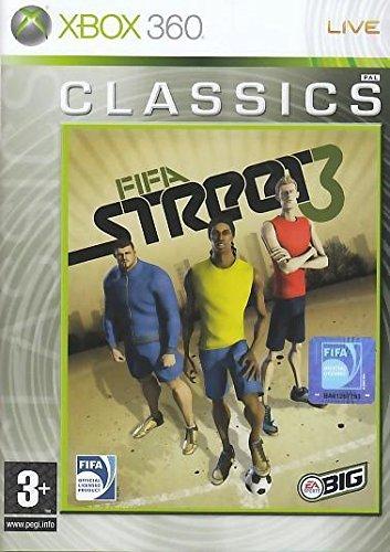 Electronic Arts FIFA Street 3 Classics, Xbox 360 - Juego (Xbox 360, Xbox 360, Deportes, E (para todos))