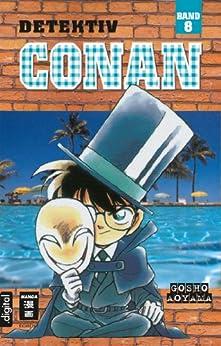 Detektiv Conan 08 von [Aoyama, Gosho]