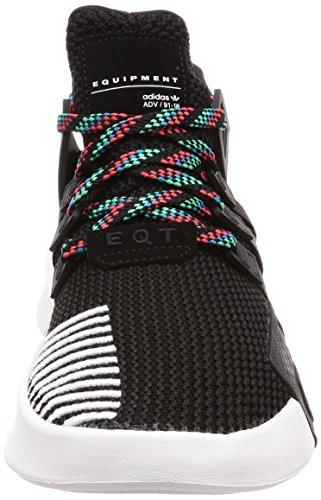 Adidas Scarpe Uomo EQT Basket ADV core black-core black-sub green
