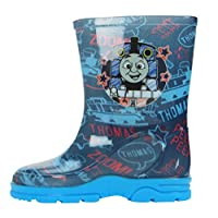 Boys Thomas The Tank Wellingtons UK Sizes 5-10 Infant
