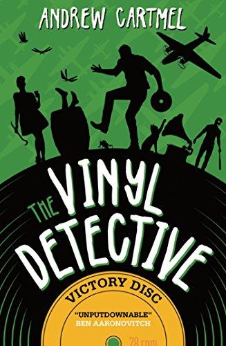The Vinyl Detective - Victory Disc (Vinyle Detective 3) por Andrew Cartmel