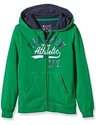 Champion Jungen Kapuzenjacke Hooded Full Zip Sweatshirt