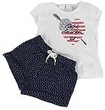 Polo_Ralph Lauren Baby Mädchen (0-24 Monate) T-Shirt Gr. 18 Monate, weiß