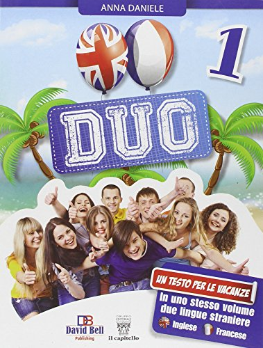 Duo. Inglese + Francese. Con CD Audio. Per la Scuola media: 1