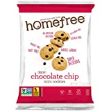 Home Free Gluten Free Mini Chocolate Chip Cookies 31 g (Pack of 10)