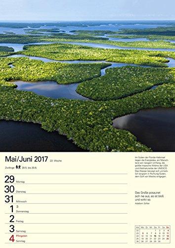 Livres Couvertures de Wunder der Natur - Kalender 2017: Wochenplaner, 53 Blatt mit Zitaten und Wochenchronik
