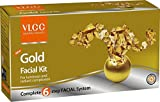 #3: VLCC Gold Facial Kit 60gm