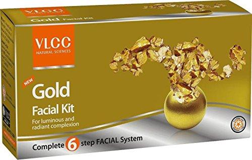 VLCC Gold Facial Kit 60gm
