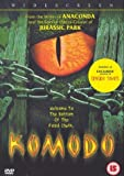 Komodo [DVD] by Jill Hennessy