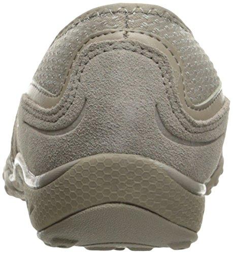 Skechers Breathe Easy Blithe, Baskets Basses Femme Beige (Tpe)