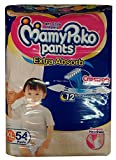 MamyPoko Extra Absorb Diaper Pants - XL (12-17 Kg), 54 Pieces Pack