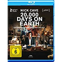 Nick Cave: 20.000 Days on Earth (Blu-Ray)