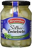 Produkt-Bild: Hengstenberg Silberzwiebeln mit Oregano, 6er Pack (6 x 320 g)