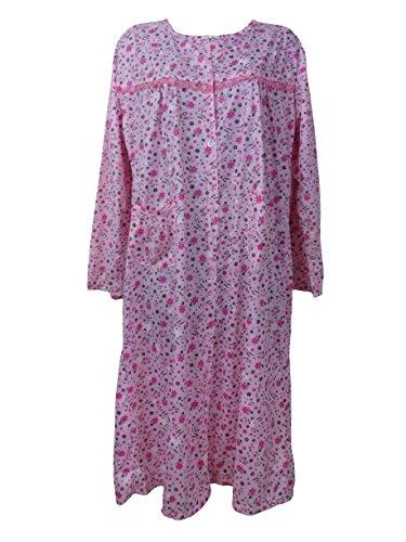 femiss -  Camicia da notte  - Donna Pink