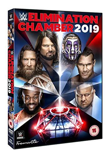 WWE: Elimination Chamber 2019 [DVD] (Wwe Dvds Wrestling)