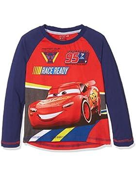 Leomil Fashion LS Raglan T-Shirt, Camiseta de Manga Larga para Niños
