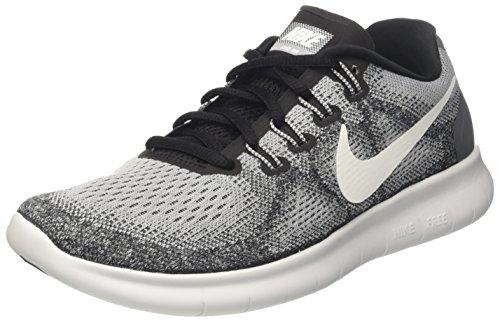 super popular eb889 73c33 Nike Free RN 2017, Zapatillas de Running para Hombre, Gris (Wolf Grey
