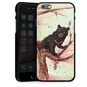DeinDesign Apple iPhone 6s Hülle Case Handyhülle BAER Bear Braunbaer