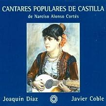 Cantares Populares de Castilla, de Narciso Alonso Cortés