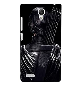 Fuson 3D Designer Back Case Cover For Xiaomi Redmi Note 4G