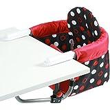 CHIC 4 BABY RELAX - Asiento para mesa (56 x 38 x 35cm, diversos diseños), multicolor