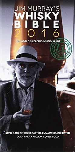 Jim Murray's Whiskey Bible 2016 (Jim Murray's Whisky Bible) by Jim Murray (2015-11-24) par Jim Murray