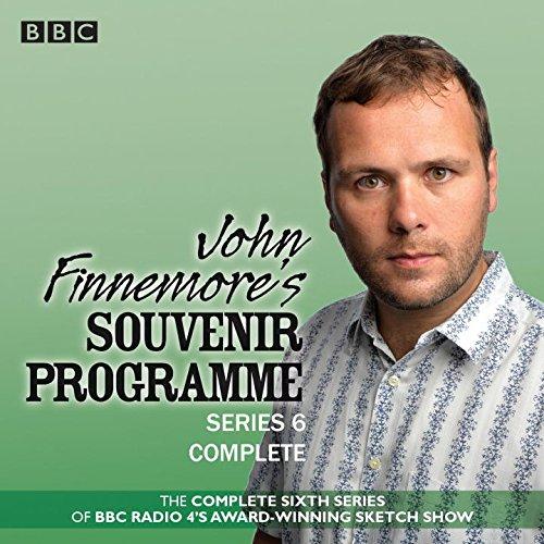 John-Finnemores-Souvenir-Programme-Series-6-BBC-Radio-4-comedy-sketch-show