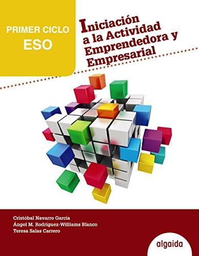 Iniciación a la actividad emprendedora y empresarial, 1 ESO