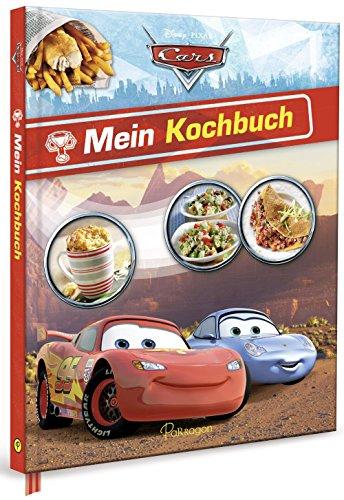 Disney Cars - Mein Kochbuch: Toller Kochspaß mit Lightning McQueen und seinen Freunden (Lighting Mcqueen Party)