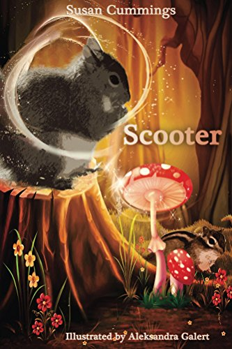 scooter-scooters-adventures-book-1-english-edition