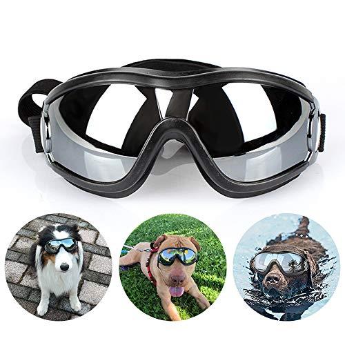 TVMALL Gafas Sol Mascotas Gafas Anti-Ultravioleta